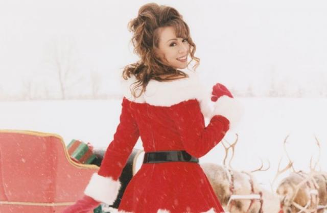 All I Want For Christmas Is You reaches #1 after 25 years