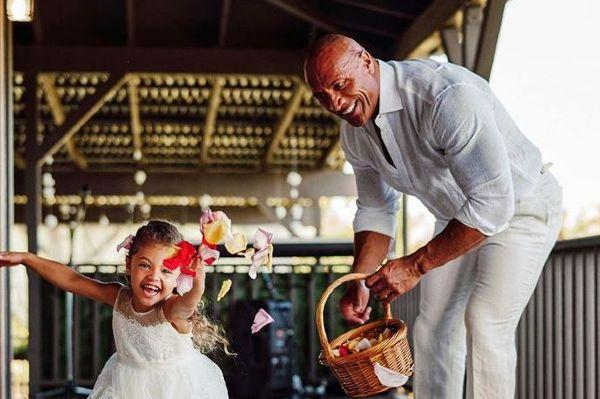 Dwayne Johnsons birthday message to his daughter will leave you in tears