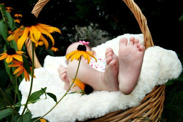In Bloom: The prettiest flower names for your baby girl