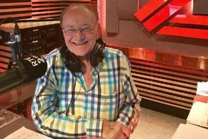The man with the golden voice: Larry Gogan dies aged 81