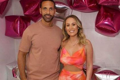 Kate Wright gets honest about her family plans with Rio Ferdinand