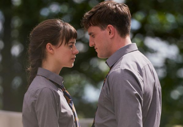 The trailer for Sally Rooneys Normal People has landed and we have chills