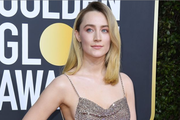Saoirse Ronan urges public to support real life superheroes during Covid-19 crisis