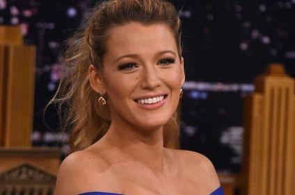 Blake Lively makes red carpet return and she looks flawless