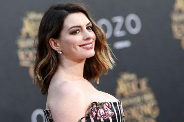Anne Hathaway picks traditional name for her second son and its super sweet
