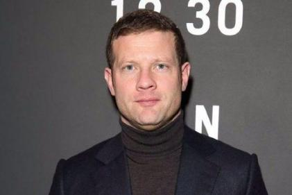Dermot OLeary and wife Dee reveal their sons name and its adorable