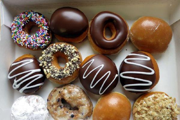 Krispy Kreme launch three new limited edition flavours for Valentines Day