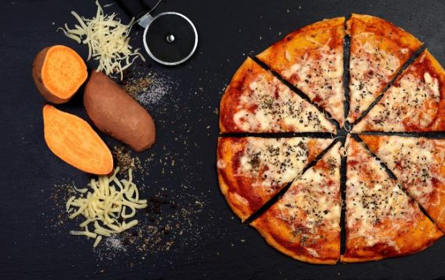 This sweet potato pizza is the perfect mid-week dinner for the family
