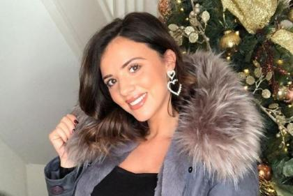 Mothers instinct: Lucy Mecklenburgh responds to hate for having no birth plan