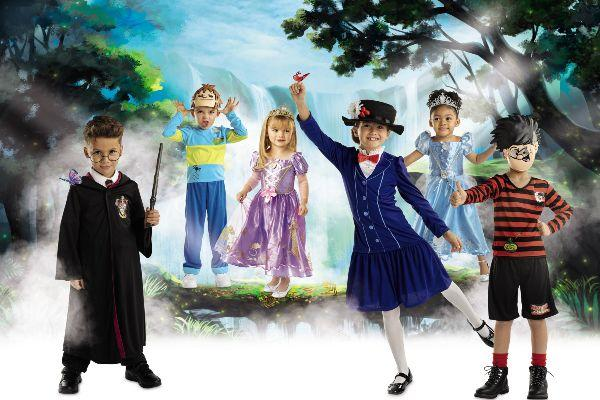 Potter and Poppins: Aldi is selling the cutest costumes for World Book Day