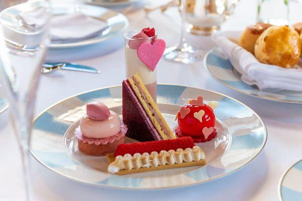 Time for a cuppa: This is the top spot for afternoon tea in Ireland