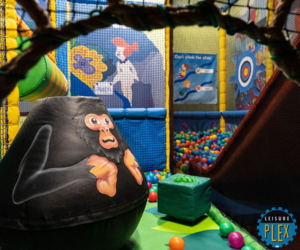 Win a month's of trips to The Zoo Playland @ Leisureplex!