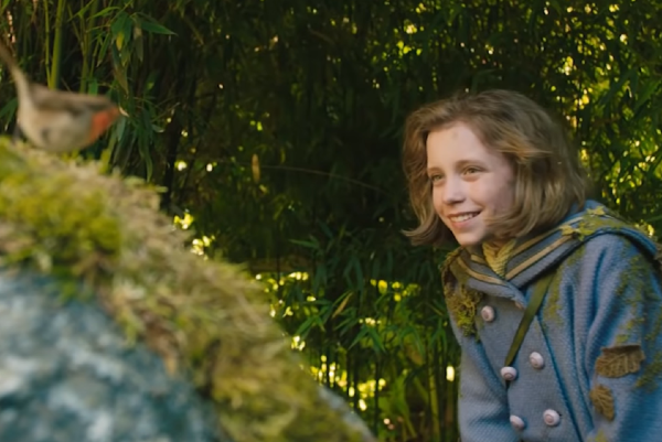 Watch: The magical trailer for The Secret Garden remake is here