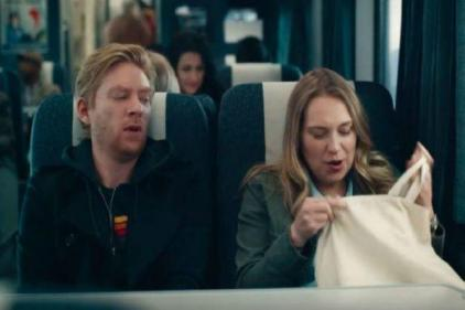 Domhnall Gleeson and Merritt Wevers new series Run is a must-watch