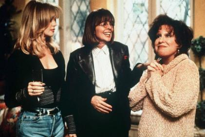 Hawn, Keaton and Midler are back! First Wives Club stars reunite for new movie
