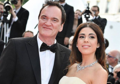 Its a boy! Quentin Tarantino and wife Daniella welcome their first child