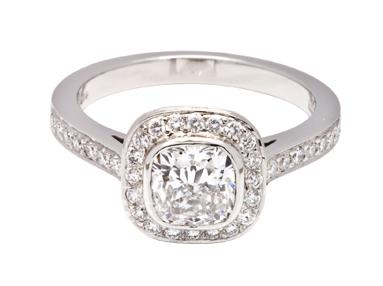 John Brereton engagement rings