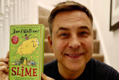 David Walliams is releasing free childrens audio books and theyre brilliant