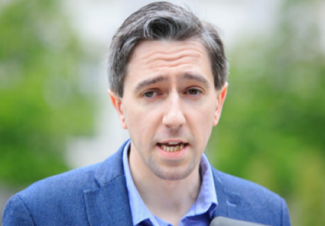 Simply revolting: Simon Harris slams people taking part in coughing prank
