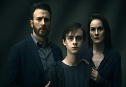 Chris Evans and Michelle Dockery star in thrilling new series Defending Jacob