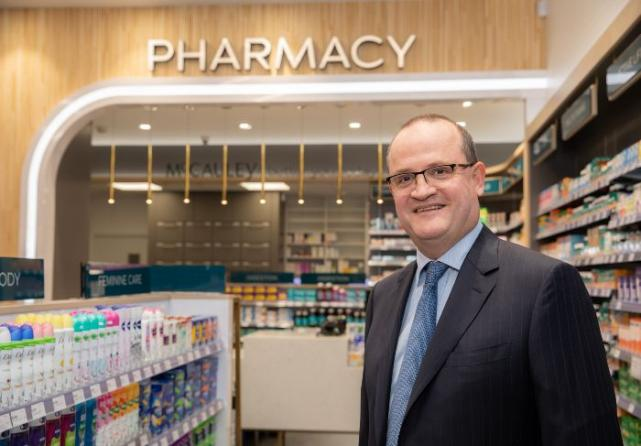 McCauley Pharmacy launches prescription delivery service for vulnerable people