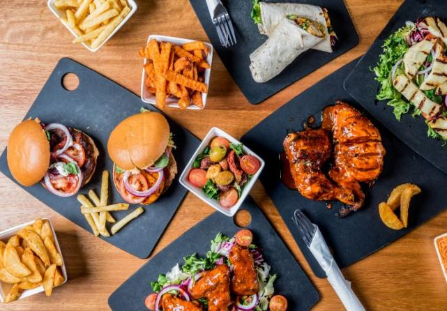 Here are the top restaurants you can still order from on Deliveroo