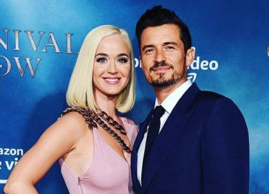 Katy Perry and Orlando Bloom reveal theyre expecting a daughter