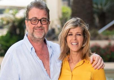 Kate Garraways husband in ICU after testing positive for Covid-19