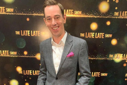 Welcome back! Ryan Tubridy returns to airwaves after Covid-19 diagnosis