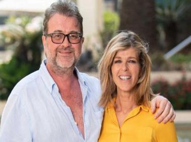 Hope has to keep us all going: Kate Garraway shares update on husband Derek