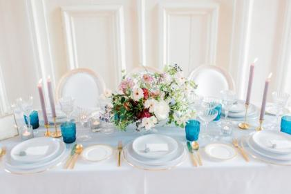 Need some inspiration? Heres how to create a lovely Easter table-setting