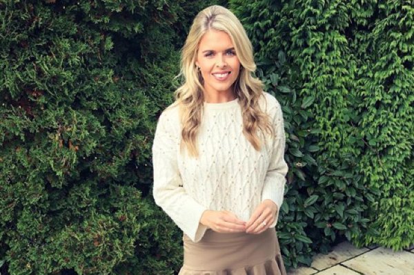 Its a boy! Ailbhe Garrihy welcomes a son and we adore his Irish name