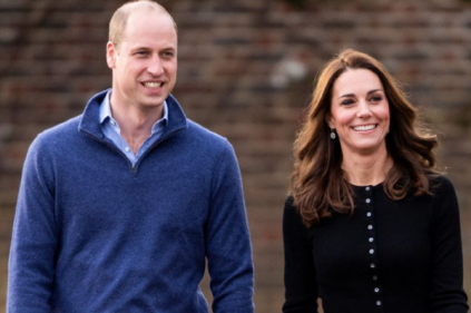 The Duke and Duchess of Cambridge visit Wales and the photos are so lovely