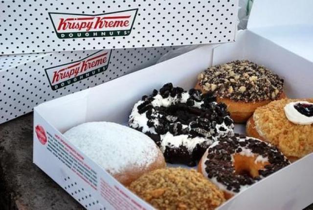 Krispy Kreme is re-opening their Blanchardstown store next week