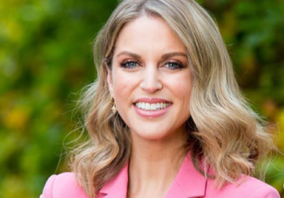Amy Huberman pens heartwarming tribute to dad as he turns 82