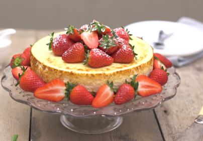 Recipe: Syn-free New York-style cheesecake is too tasty