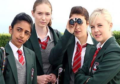 Angus, Thongs and Perfect Snogging lands on Netflix