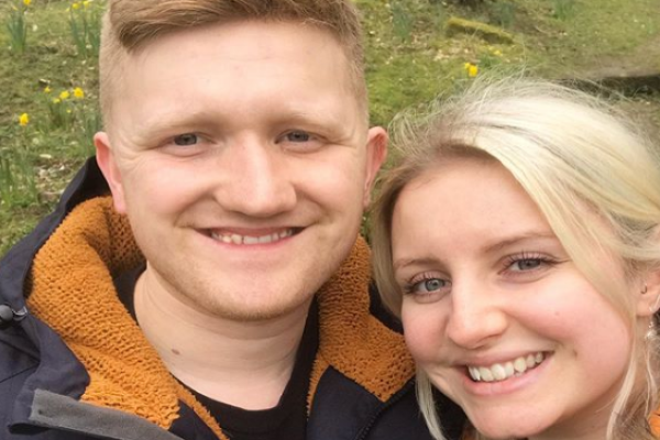 Corries Sam Aston and wife Briony welcome a boy and his name is adorable
