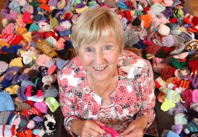 Get the family involved! innocent giving away free knit kits to help Age Action