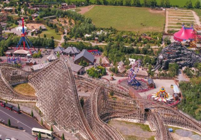 Temperature checks and reduced entry: Tayto Park re-opening this month