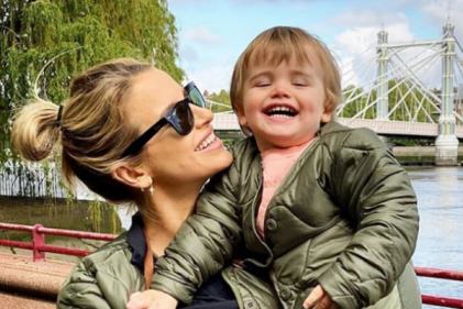 Vogue Williams opens up about her pregnancy struggles