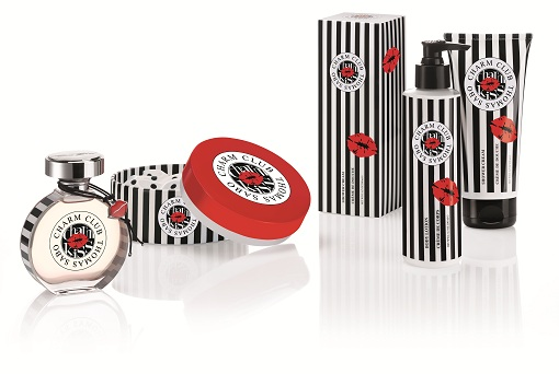 Thomas Sabo perfume, lotion and shower cream