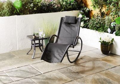 Aldi launches Outdoor Rocking Lounger and its only €54.99