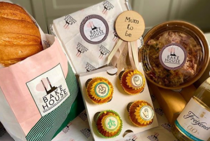The Bakehouse Bump Box is the perfect gift for mums-to-be
