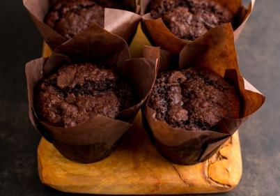 Recipe: The kids are going to LOVE these Butlers Double Chocolate Muffins