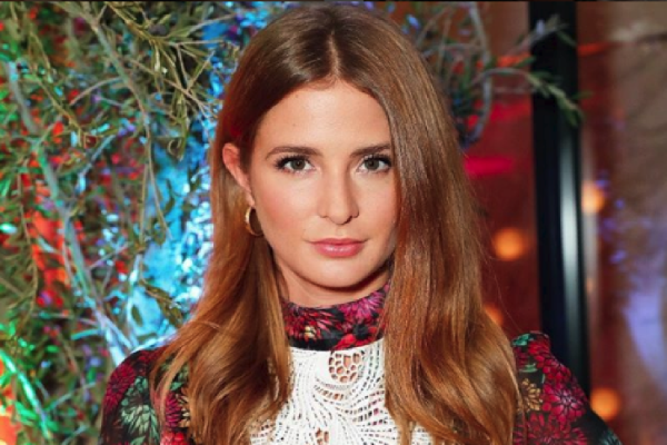 Millie Mackintosh gets honest about returning to work and the guilt of leaving baby Sienna