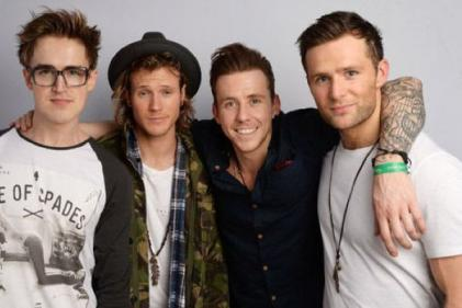 Together again! McFly sign new record deal and reveal new music is on the way