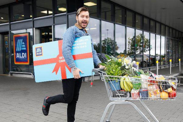 Aldi has launched its first ever Gift Card in store and online