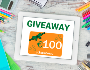 Win a voucher for Schoolbooks.ie
