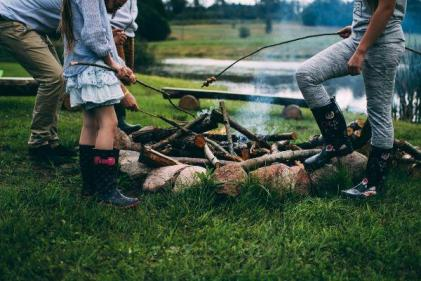 Eight tips that will make  your family camping trip stress-free
